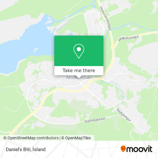 Daniel's Biti map