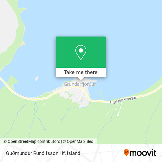 Guðmundur Runólfsson Hf map