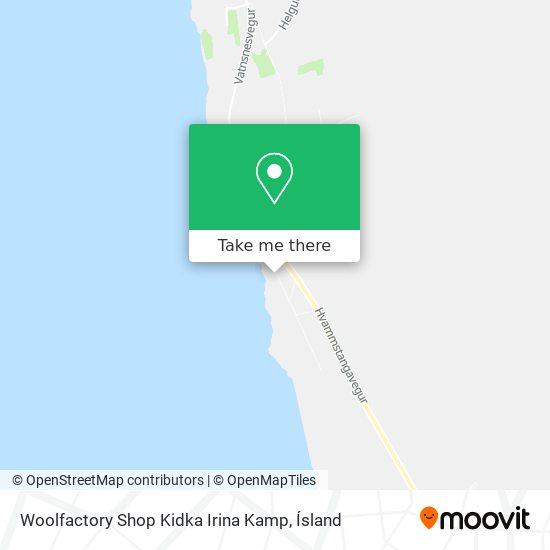 Woolfactory Shop Kidka Irina Kamp map