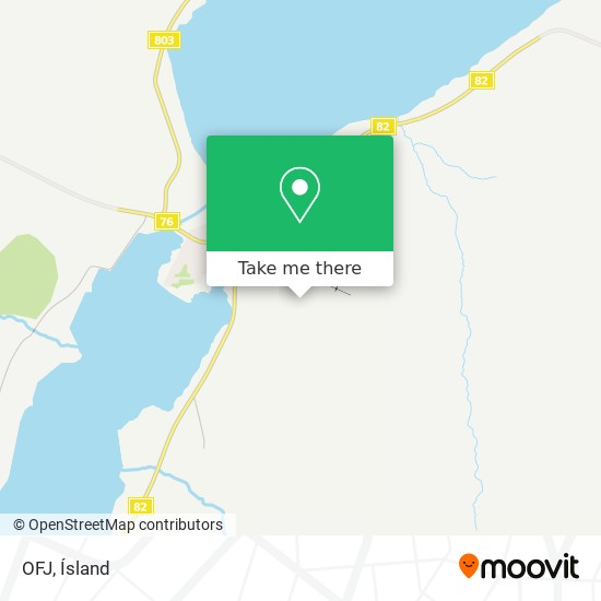 OFJ map