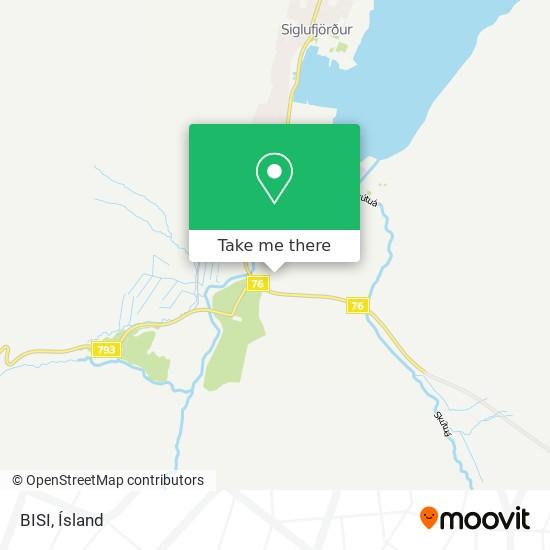 BISI map