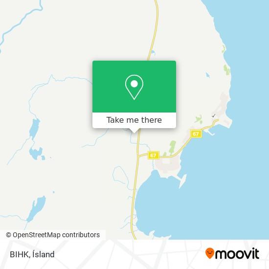 BIHK map