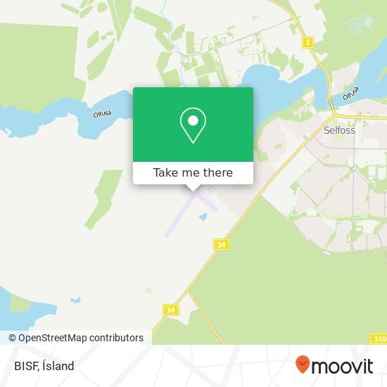 BISF map