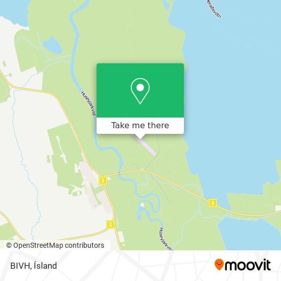 BIVH map