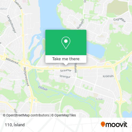 110 map