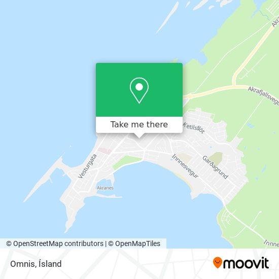 Omnis map