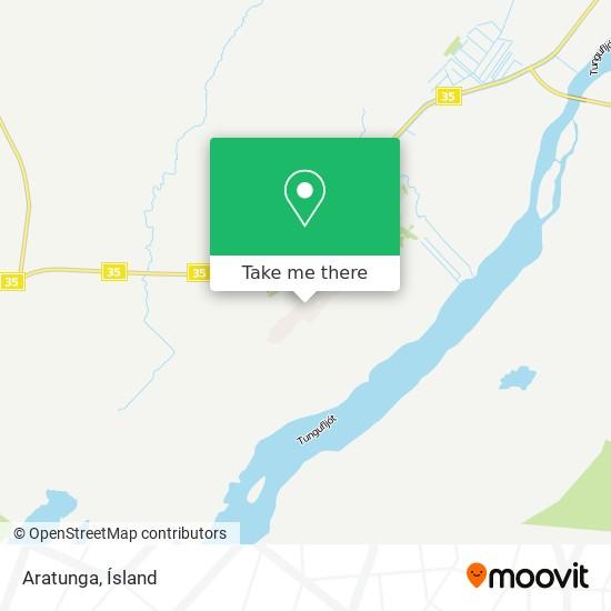Mapa Aratunga