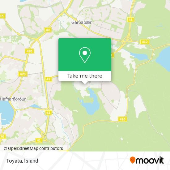Toyata map