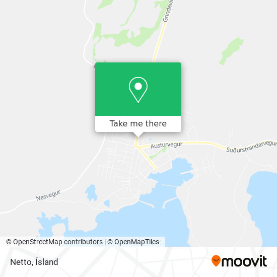 Netto map