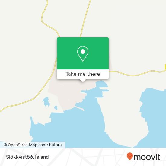Slökkvistöð map