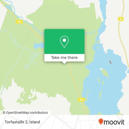 Torfastaðir 2 map