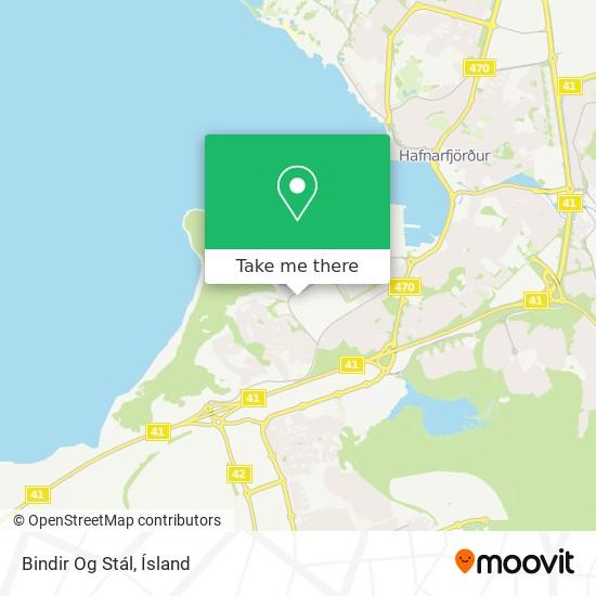 Bindir Og Stál map