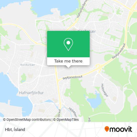 Hbt map