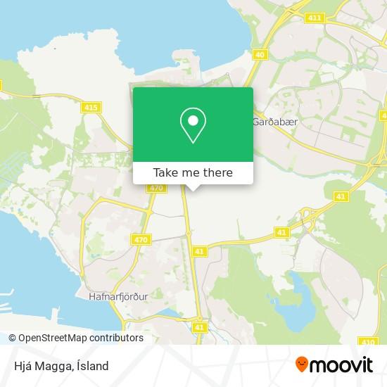 Hjá Magga map