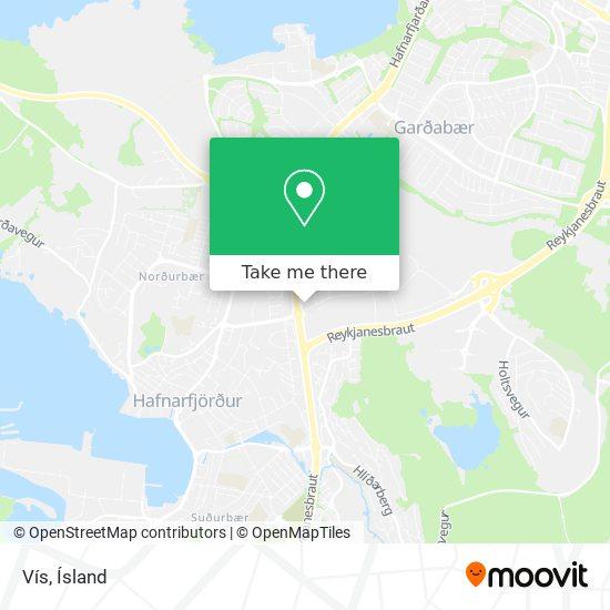 Vís map