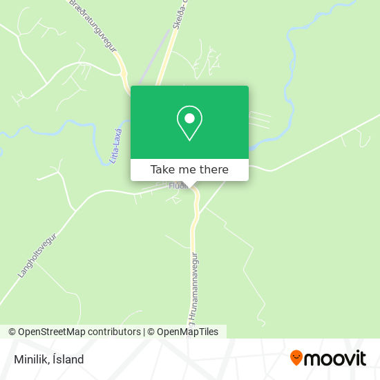 Minilik map