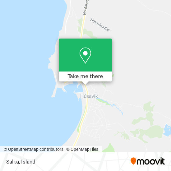 Salka map