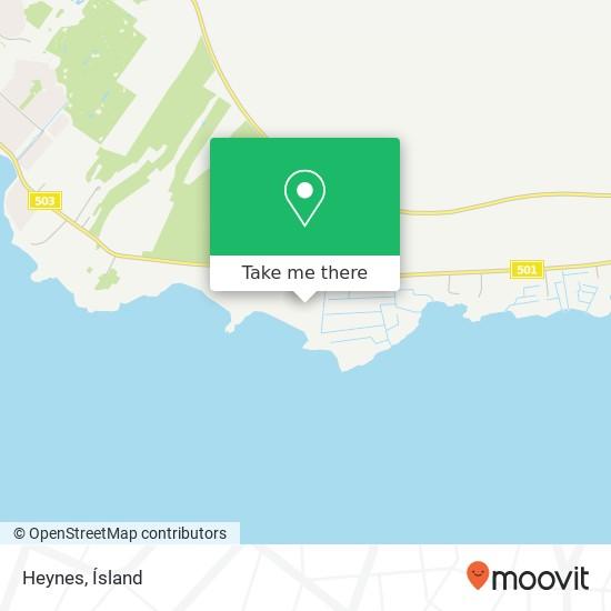 Heynes map