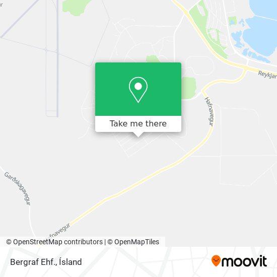 Bergraf Ehf. map