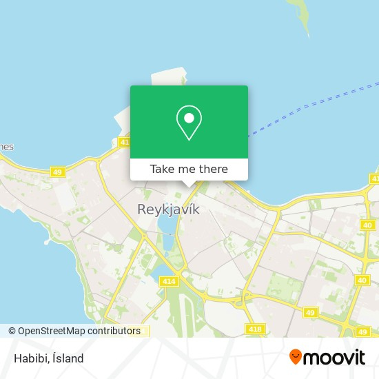 Habibi map