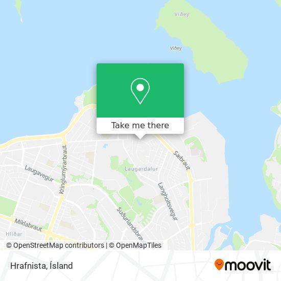 Hrafnista map