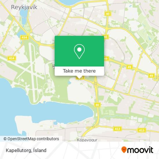 Kapellutorg map