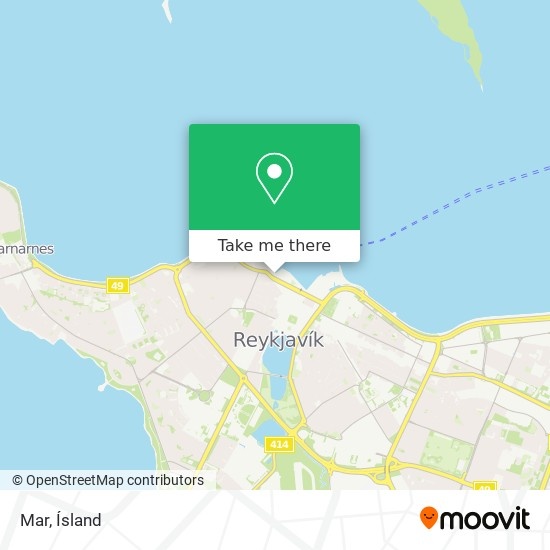 Mar map