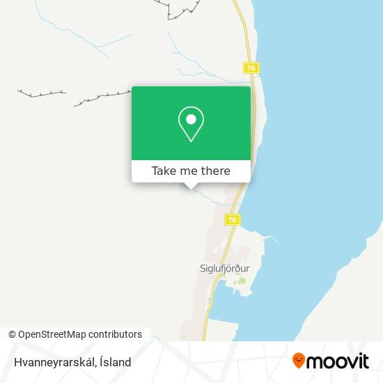 Hvanneyrarskál map
