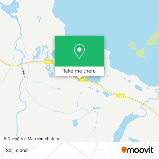 Sel map