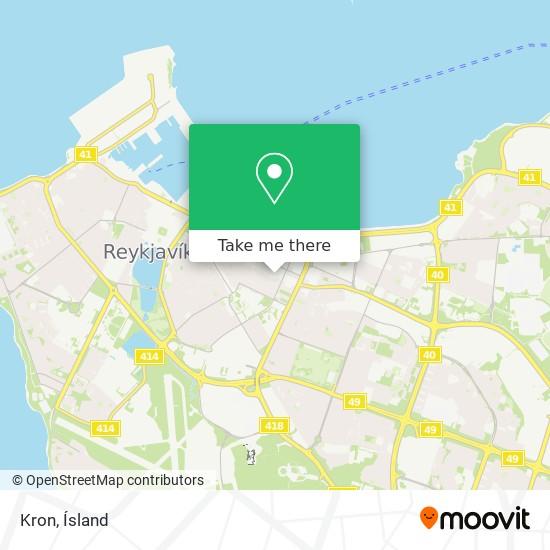 Kron map