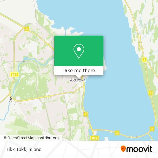 Tikk Takk map