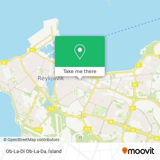 Ob-La-Di Ob-La-Da map