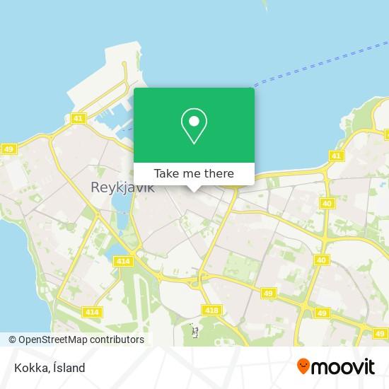 Kokka map