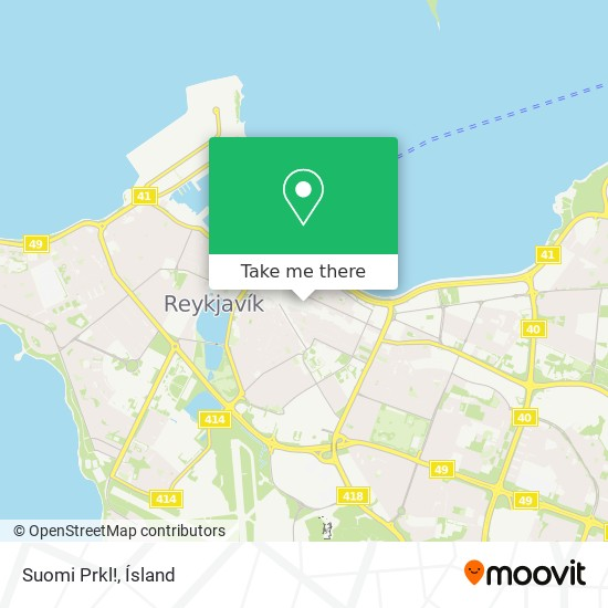 Suomi Prkl! map