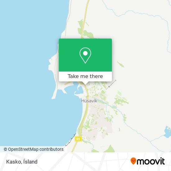 Kasko map