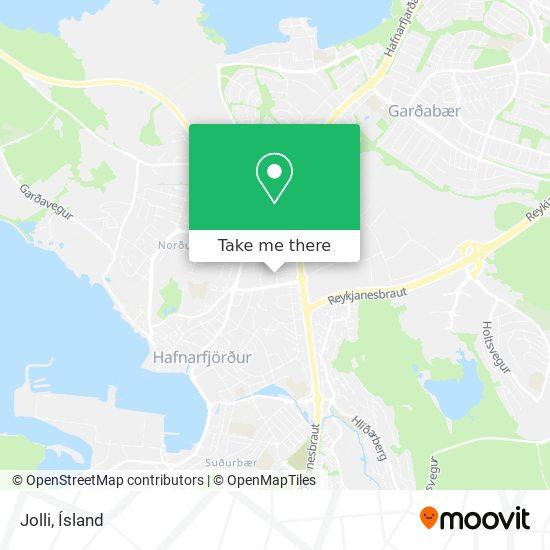 Jolli map