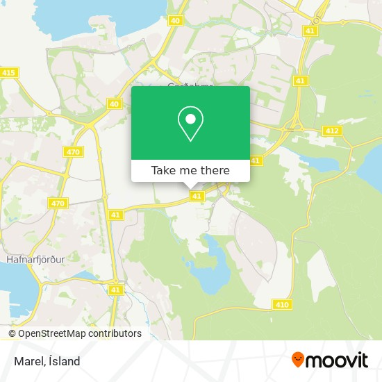 Marel map
