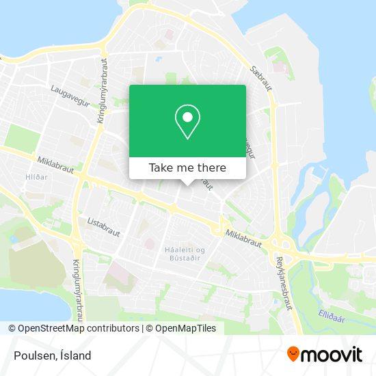 Poulsen map