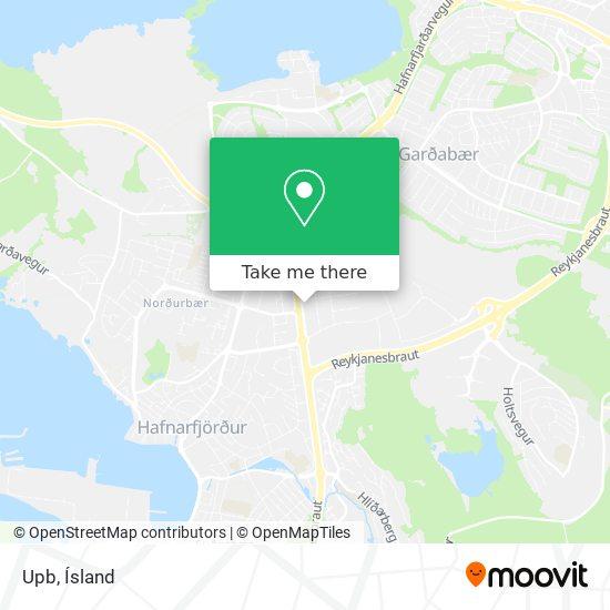 Upb map