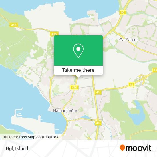 Hgl map