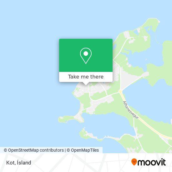 Kot map