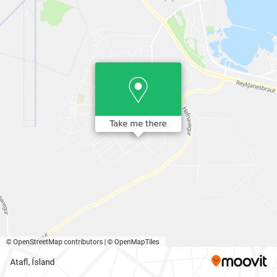 Atafl map