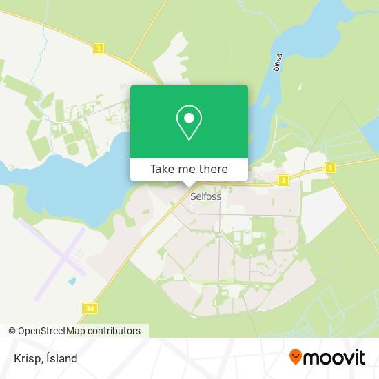 Menam map