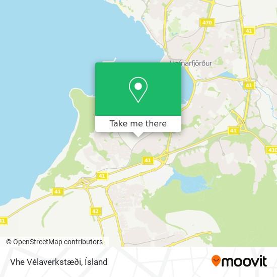 Vhe Vélaverkstæði map
