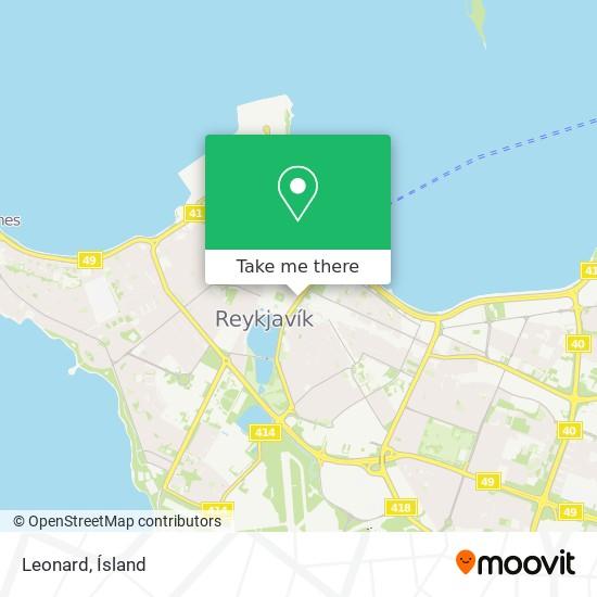 Leonard map