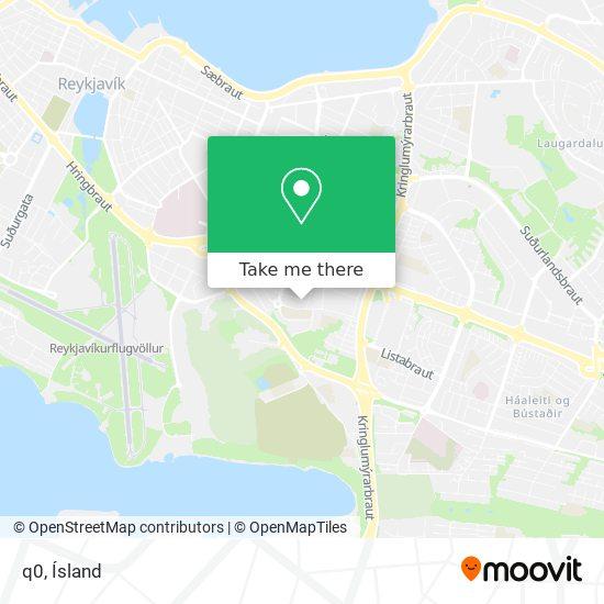 q0 map