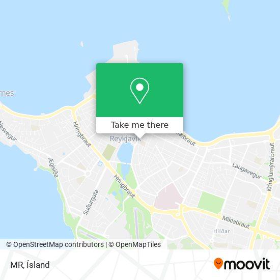 MR map