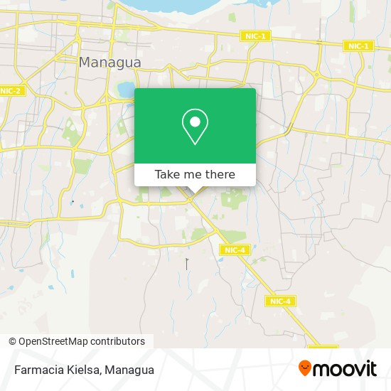 Farmacia Kielsa map
