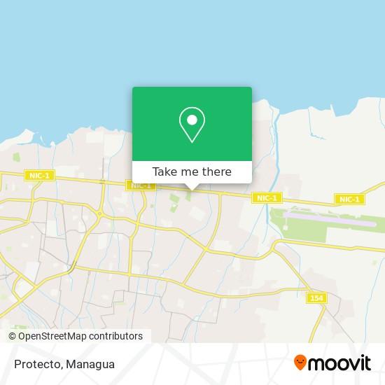 Protecto map