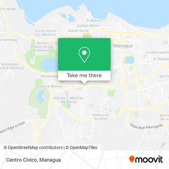 Centro Civico map